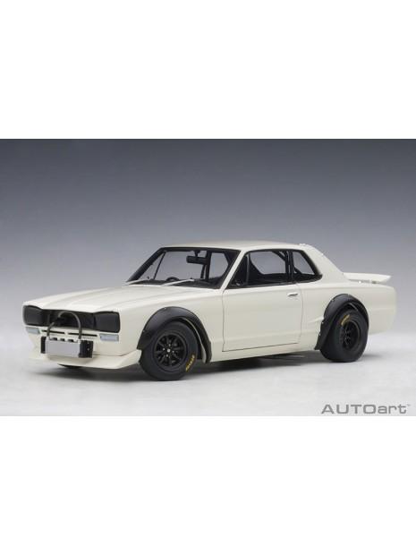 Nissan Skyline GT-R (KPGC-10) Racing 1972 1/18 AUTOart AUTOart - 5