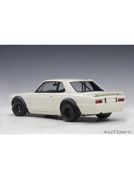 Nissan Skyline GT-R (KPGC-10) Racing 1972 1/18 AUTOart AUTOart - 6