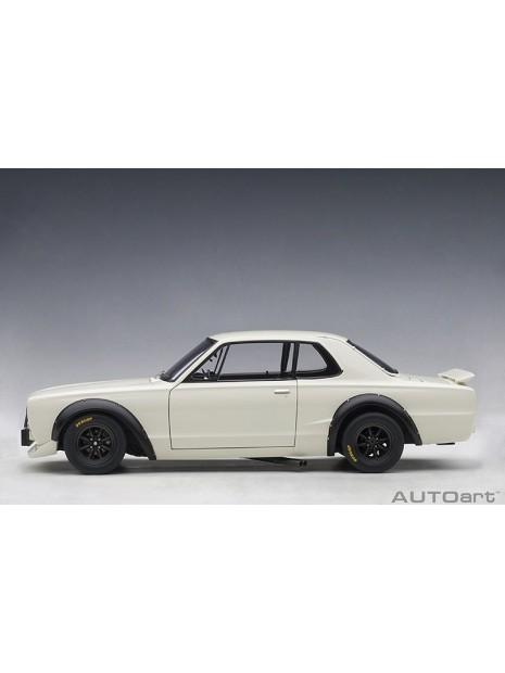 Nissan Skyline GT-R (KPGC-10) Racing 1972 1/18 AUTOart AUTOart - 7