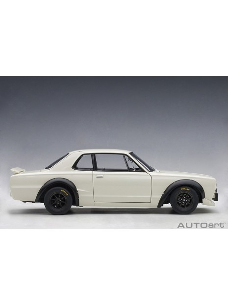 Nissan Skyline GT-R (KPGC-10) Racing 1972 1/18 AUTOart AUTOart - 8