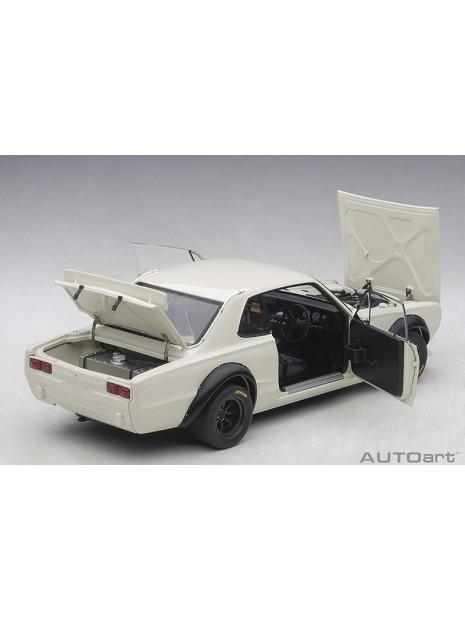 Nissan Skyline GT-R (KPGC-10) Racing 1972 1/18 AUTOart AUTOart - 16