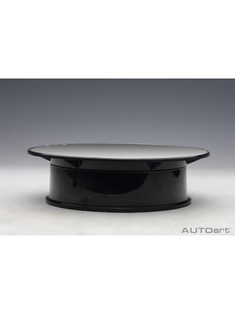 Socle tournant petit (diam. 20cm) plateau miroir AUTOart AUTOart - 1