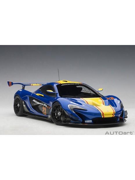 McLaren P1 GTR 2015 1/18 AUTOart AUTOart - 14