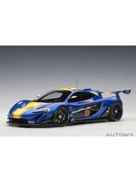 McLaren P1 GTR 2015 1/18 AUTOart AUTOart - 17