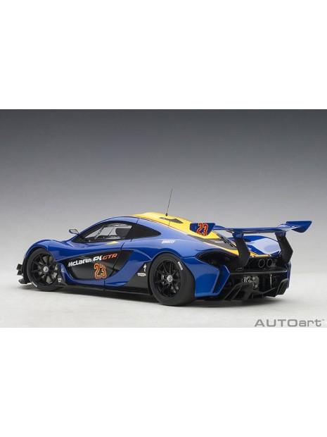 McLaren P1 GTR 2015 1/18 AUTOart AUTOart - 18