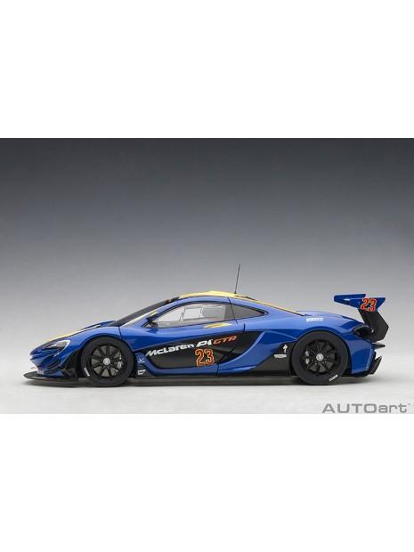 McLaren P1 GTR 2015 1/18 AUTOart AUTOart - 19