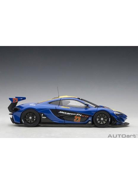 McLaren P1 GTR 2015 1/18 AUTOart AUTOart - 20