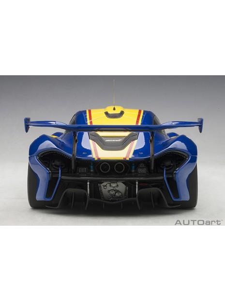 McLaren P1 GTR 2015 1/18 AUTOart AUTOart - 22