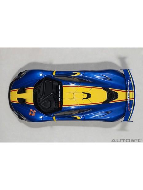 McLaren P1 GTR 2015 1/18 AUTOart AUTOart - 23