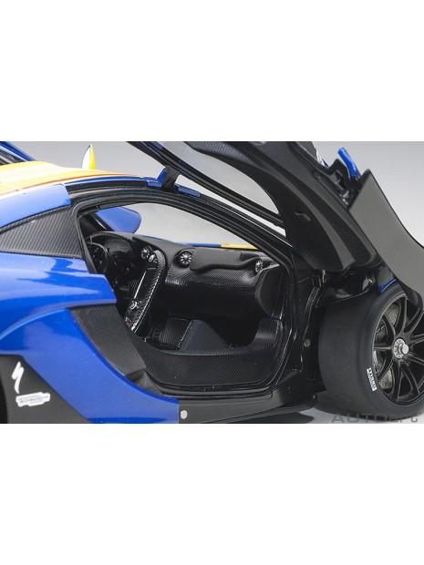 McLaren P1 GTR 2015 1/18 AUTOart AUTOart - 25