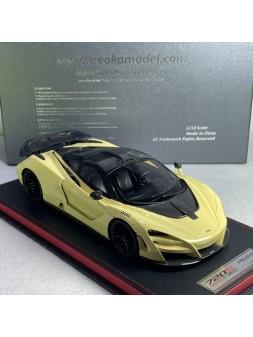 Bugatti Chiron 1/18 AUTOart Yellow