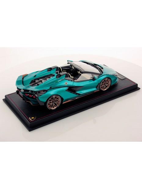Lamborghini Sian Roadster 1/18 MR Collection MR Collection - 2