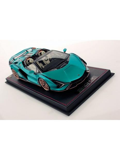 Lamborghini Sian Roadster 1/18 MR Collection MR Collection - 3