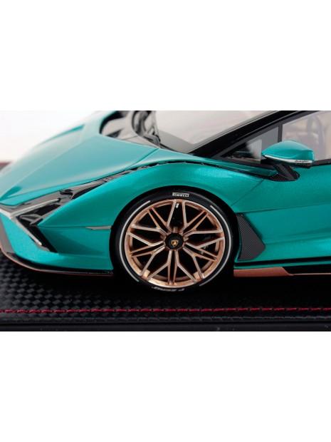 Lamborghini Sian Roadster 1/18 MR Collection MR Collection - 6