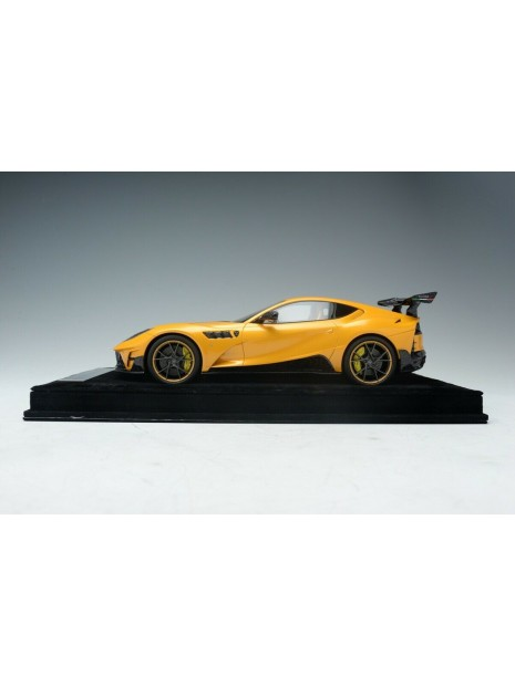 Mansory Stallone 812 Superfast (Yellow) 1/18 Timothy & Pierre Timothy & Pierre - 1