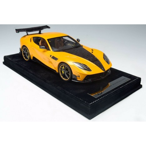 Mansory Stallone 812 Superfast (Yellow) 1/18 Timothy & Pierre Timothy & Pierre - 2