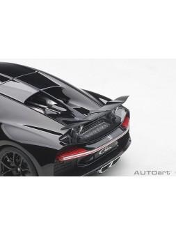 Porsche 911 (991) GT3 RS 2016 black 1/18 AUTOart