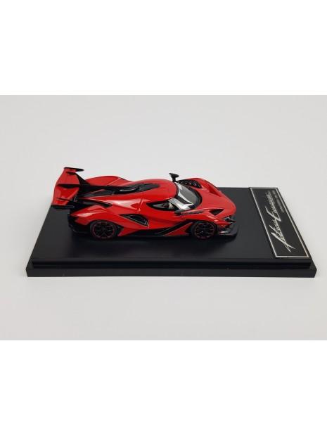 Apollo Intensa Emozione (Red/black wheels) 1/43 Peako Peako - 5
