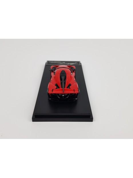 Apollo Intensa Emozione (Red/black wheels) 1/43 Peako Peako - 7
