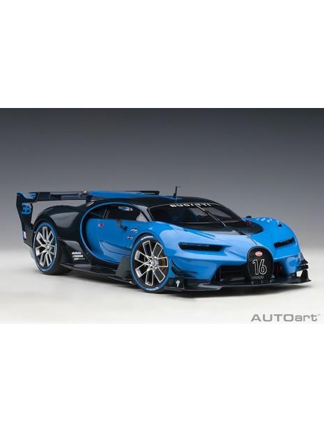 Bugatti Vision Gran Turismo 1/18 AUTOart AUTOart - 2