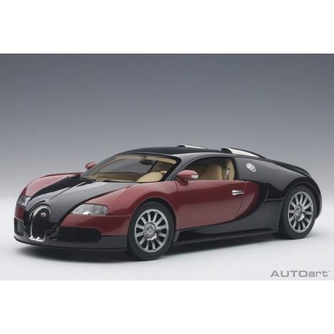 Bugatti Veyron 001 2006 1/18 AUTOart AUTOart - 1
