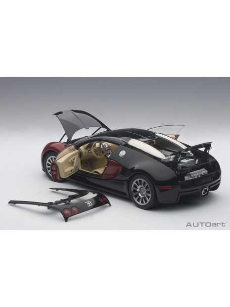 Bugatti Veyron 001 2006 1/18 AUTOart AUTOart - 7