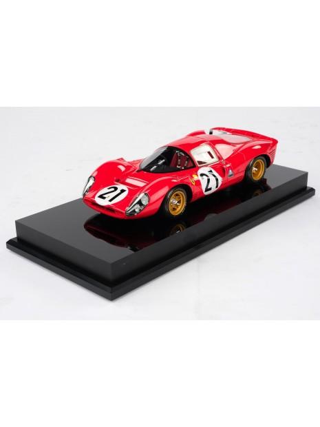 Ferrari 330 P4 21 24h LeMans 1967 1/18 Amalgam Amalgam Collection - 2