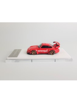 Koenigsegg Agera RS World Record Burgundy Red 1/18 FrontiArt F053-112