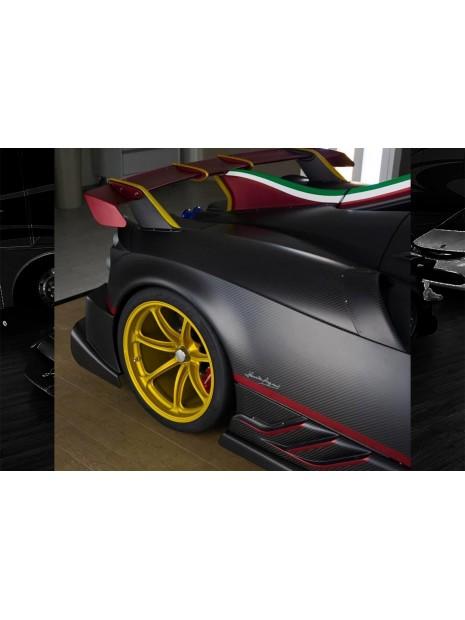 Pagani Imola 2020 (Carbon) 1/18 BBR BBR Models - 4