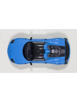 Bugatti Veyron 2009 Hermann zu Leiningen centennial edition 1/18 AUTOart - 14