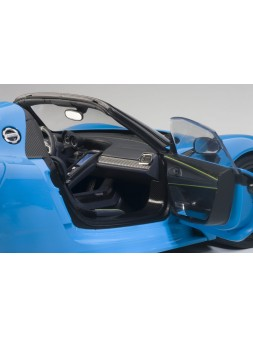 Bugatti Veyron 2009 Hermann zu Leiningen centennial edition 1/18 AUTOart - 16