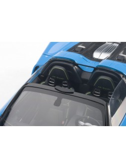 Bugatti Veyron 2009 Hermann zu Leiningen centennial edition 1/18 AUTOart - 17