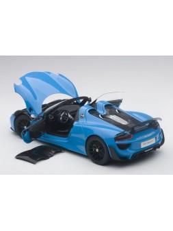 Bugatti Veyron 2008 pure blood Edition 1/18 AUTOart - 3