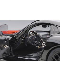 Aston Martin One-77 black Autoart 1/18