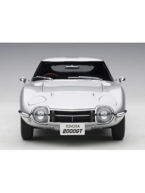 Toyota 2000GT Coupe 1965 1/18 AUTOart AUTOart - 10