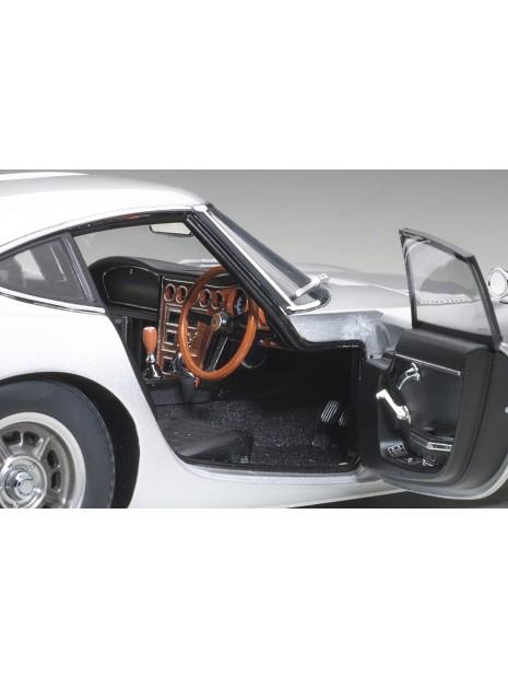 Toyota 2000GT Coupe 1965 1/18 AUTOart AUTOart - 14