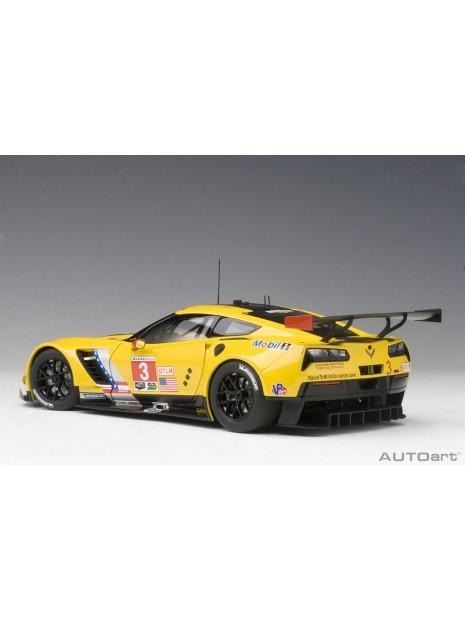 Chevrolet C7.R Lime Rock 2016 Garcia-Magnussen n°3 1/18 AUTOart AUTOart - 6