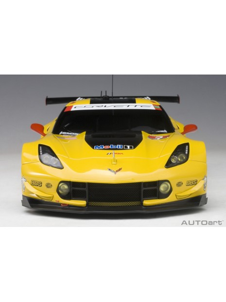 Chevrolet C7.R Lime Rock 2016 Garcia-Magnussen n°3 1/18 AUTOart AUTOart - 9