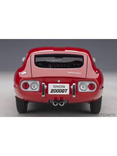 Toyota 2000GT Coupe 1965 1/18 AUTOart AUTOart - 24