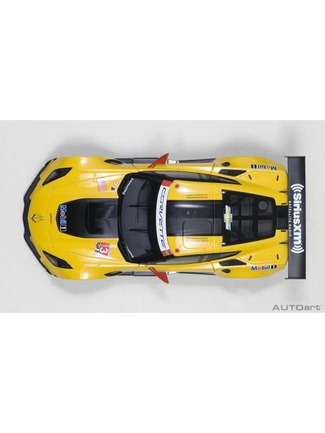 Chevrolet C7.R Lime Rock 2016 Garcia-Magnussen n°3 1/18 AUTOart AUTOart - 11