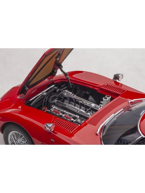 Toyota 2000GT Coupe (roues à rayons) 1/18 AUTOart AUTOart - 35
