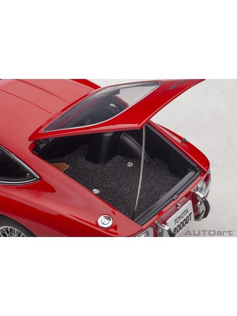 Toyota 2000GT Coupe 1965 1/18 AUTOart AUTOart - 36