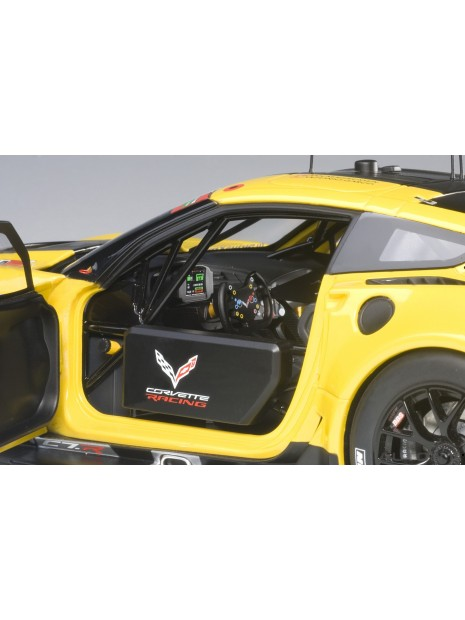 Chevrolet C7.R Lime Rock 2016 Garcia-Magnussen n°3 1/18 AUTOart AUTOart - 12