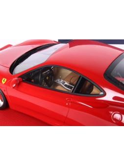 Ferrari 488 Pista Piloti Ferrari (Rosso Corsa) 1/18 BBR