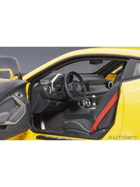 Chevrolet Camaro ZL1 2017 1/18 AUTOart AUTOart - 12