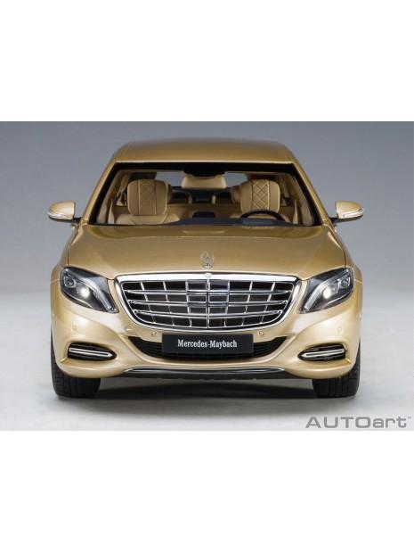 Mercedes-Maybach S600 Pullman 2016 1/18 AUTOart AUTOart - 5