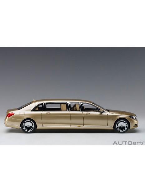 Mercedes-Maybach S600 Pullman 2016 1/18 AUTOart AUTOart - 7