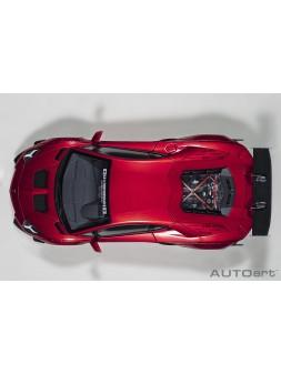Nissan GT-R Nismo GT3 2015 1:18 AUTOart - 11