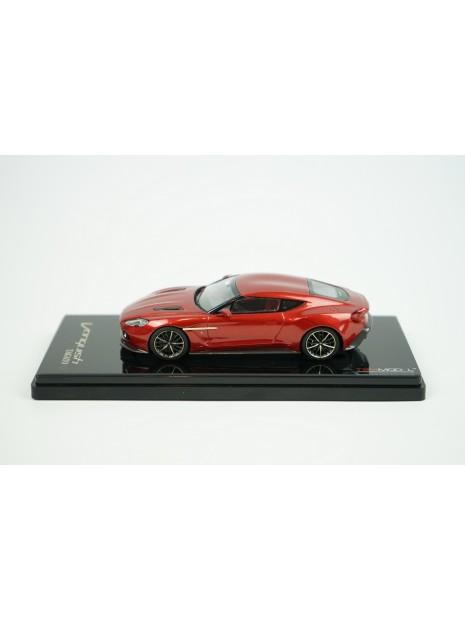 Aston Martin Vanquish Zagato (Lava red) 1/43 TSM Model TSM Model - 2