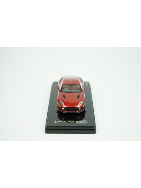 Aston Martin Vanquish Zagato (Lava red) 1/43 TSM Model TSM Model - 3